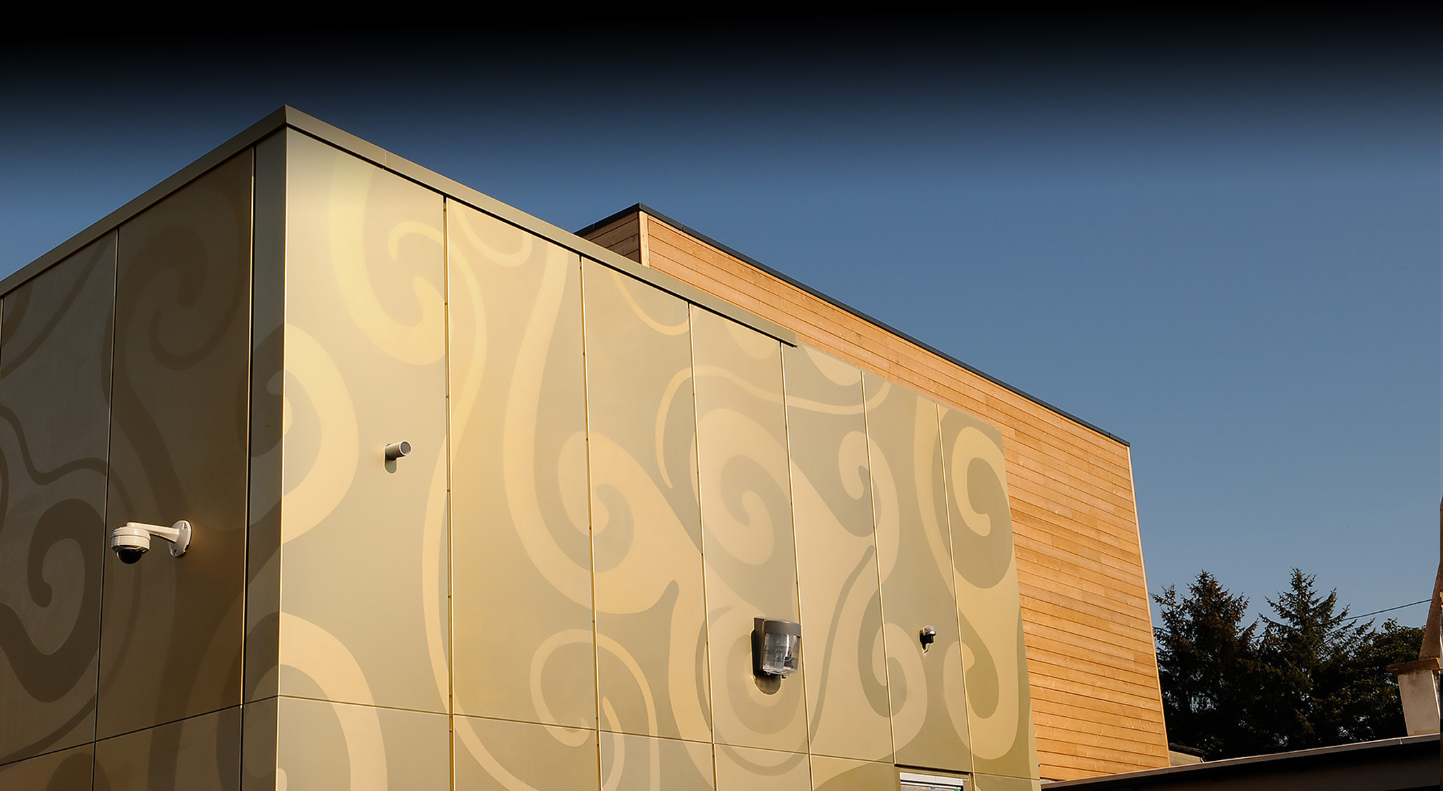 Rainscreen Cladding by Archital Ltd
